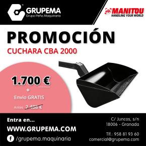 CUCHARA MANITOU CBA 2000