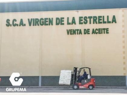 Nueva entrega de Manitou ME 425 en Jaén
