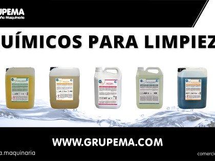 Gama de Químicos NILFISK POLLET