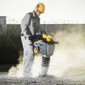The Atlas Copco rammer LT6005