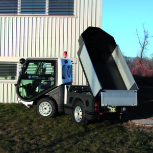 City Ranger 3500_Action_Rear tipper_W_Offset