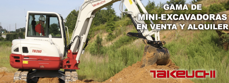 SLIDER MINIEXCAVADORAS CONSTRUCCIÓN