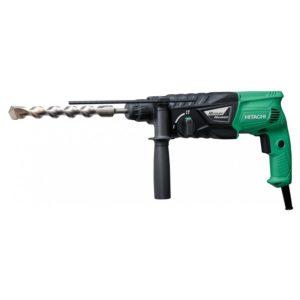 martillo eléctrico hitachi dh24pg