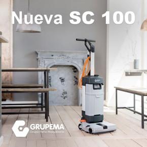Nueva fregadora Nilfisk SC 100