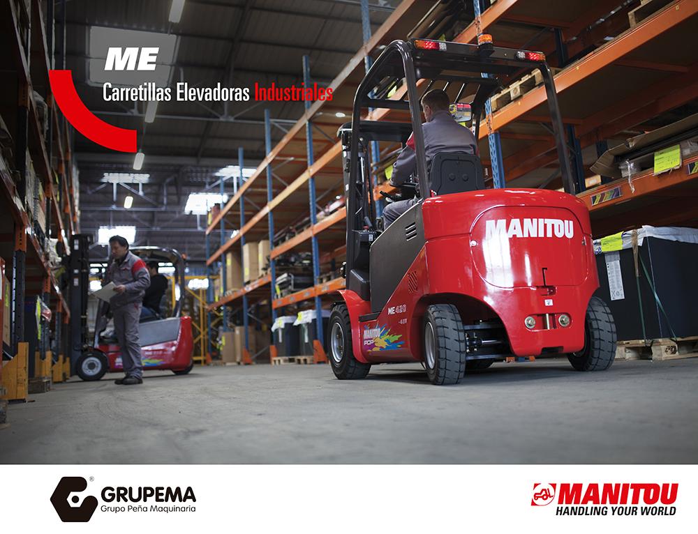 GAMA CARRETILLAS ELEVADORAS ELECTRICAS INDUSTRIALES MANITOU me_pop