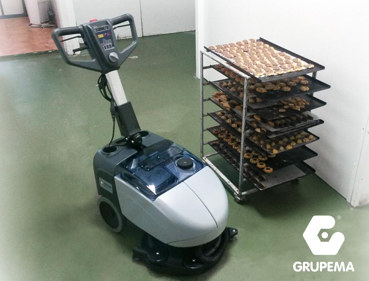 Nueva entrega de fregadora nilfisk en granada grupema grupo pe a maquinaria - Catalogo conforama granada 2016 ...