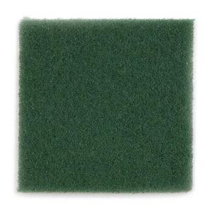estropajo fibra verde fuerte, cisne
