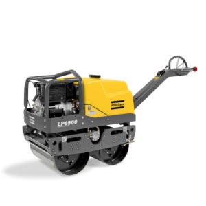 Atlas Copco LP6500 double drum roller