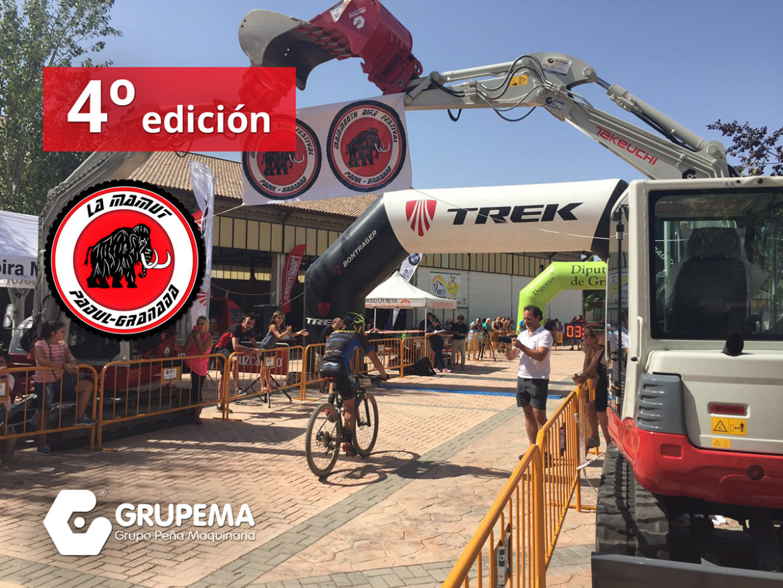 4º edicion la mamut padul bike