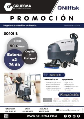 SC401 B PROMOCION