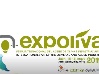 Expoliva 2019: Grupema expone el Manipulador Telescópico Manitou 635 130 ps+ con vibradores de aceitunas
