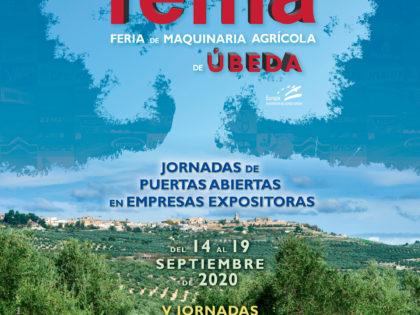 Grupema en la 38 edición de la Feria de Maquinaria Agrícola de Úbeda