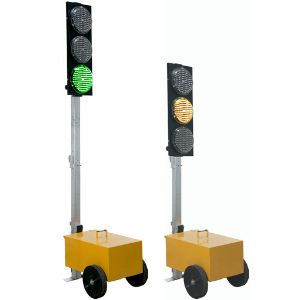 Semáforos portátiles